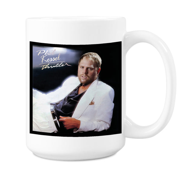 Phil Kessel Thriller Mug