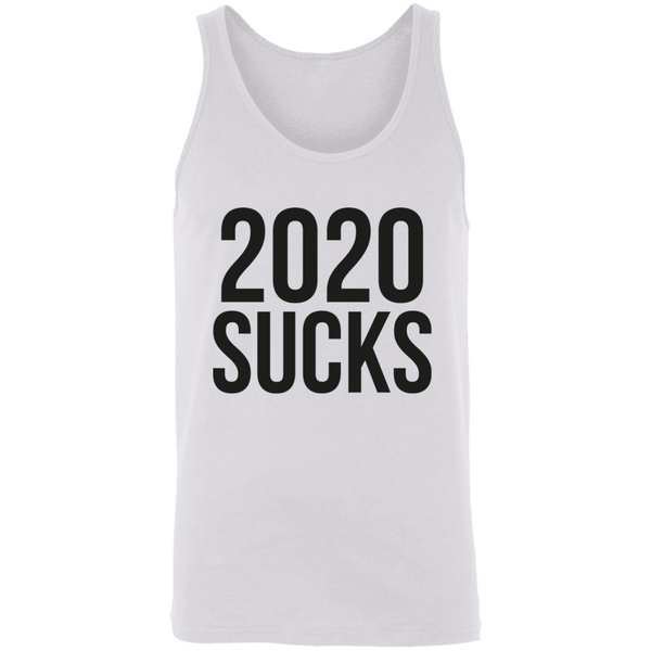 2020 Sucks Tank Top Men 2020 Dumpster Fire