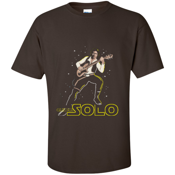 Guitar Solo - Custom Ultra Cotton T-Shirt