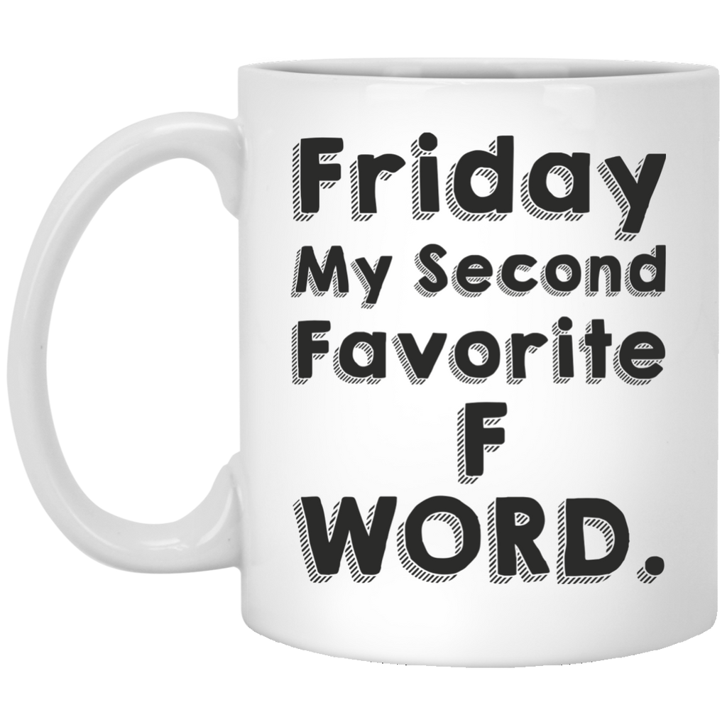 fridayfword coffee mug