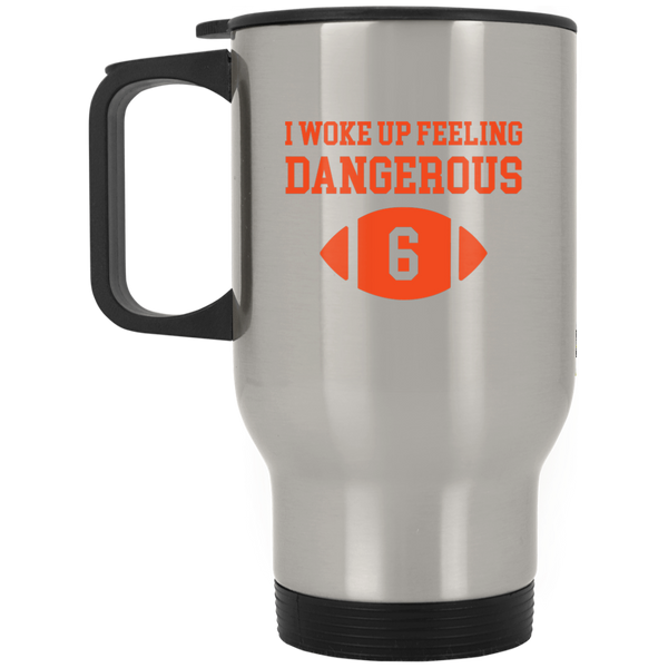 Dangerous Travel Mug