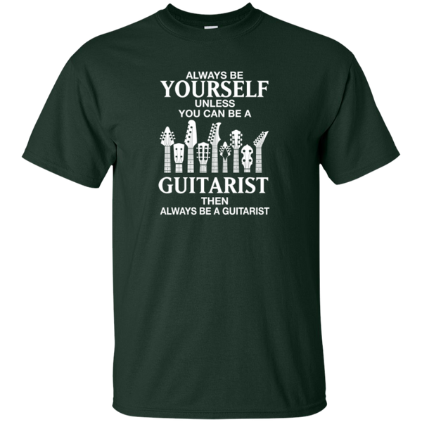 Always Be A Guitarist - Basic T-Shirt