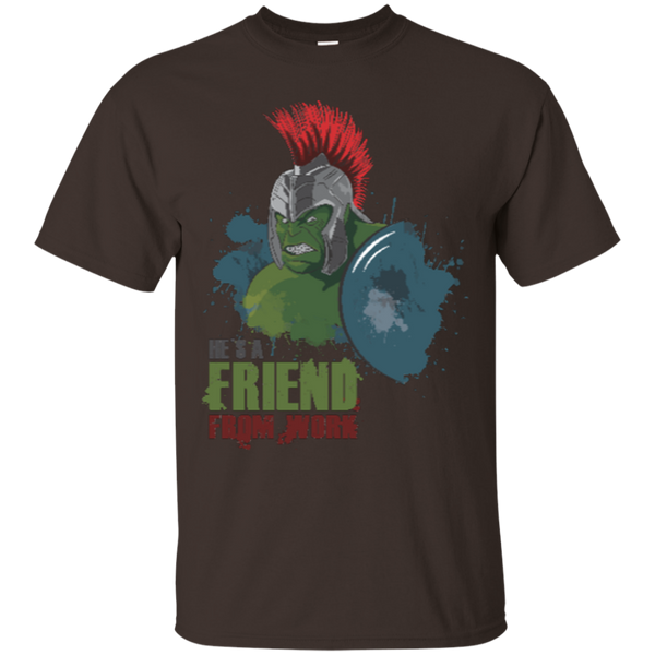 Hulk - Dark Colors Request Shirt