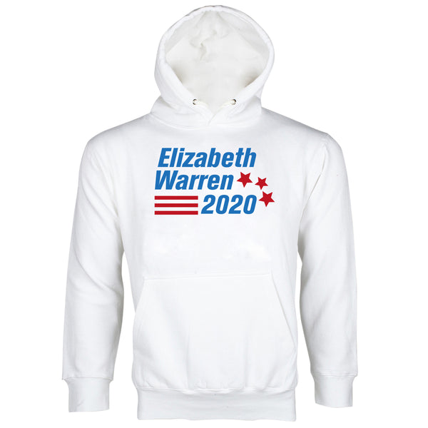 Elizabeth Warren 2020 Hoodie Nevertheless She Persisted Hoodie Vote Democrat 2020