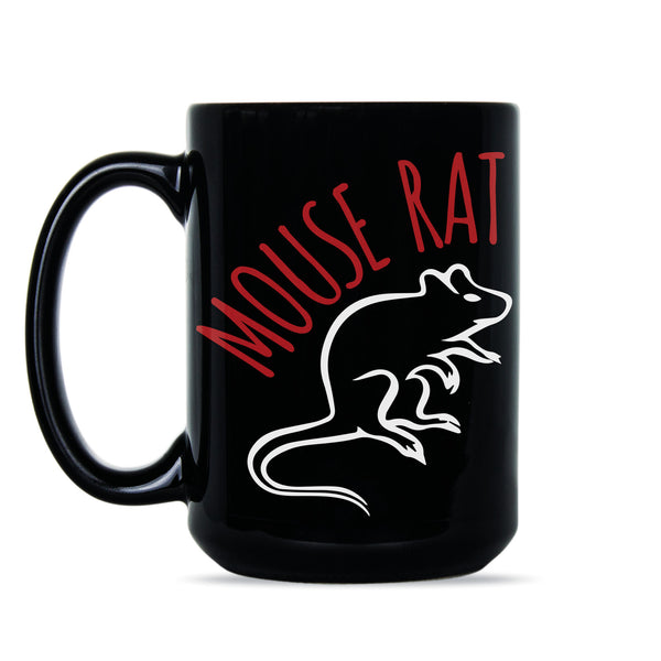 Mouse Rat Mug Parks and Recreation Mouse Rat Cup