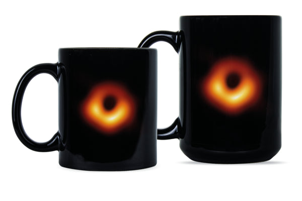 Black Hole Space Mug Black Hole Cool Science Mugs Cool Space Gifts