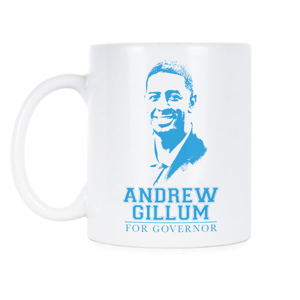 Andrew Gillum for Governor Coffee Mug Gillum For Governor Florida Democrats