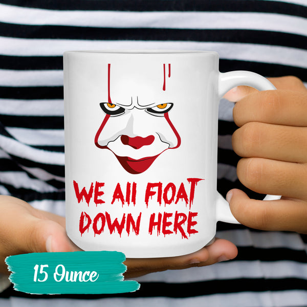 Pennywise Coffee Mug IT 2017 Cup