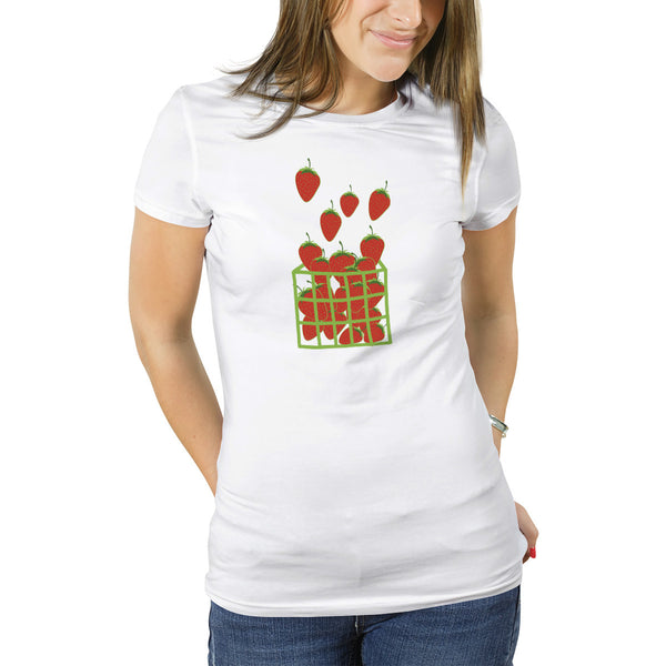 Strawberry' Boyfriend Tee
