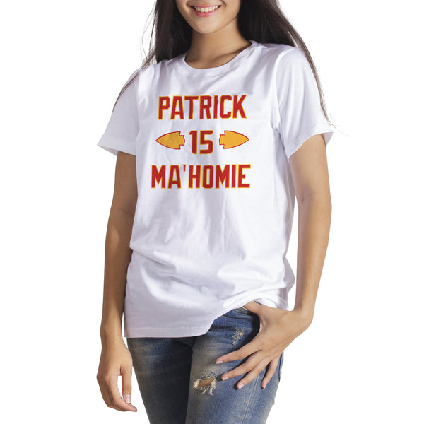 Patrick is Mahomie Shirt Kansas City Football Shirt Patrick Mahomes T Shirt