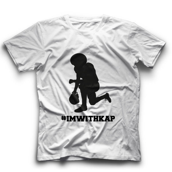 Im With Kap Shirt Take a Knee T Shirt This is Why We Kneel Tshirt