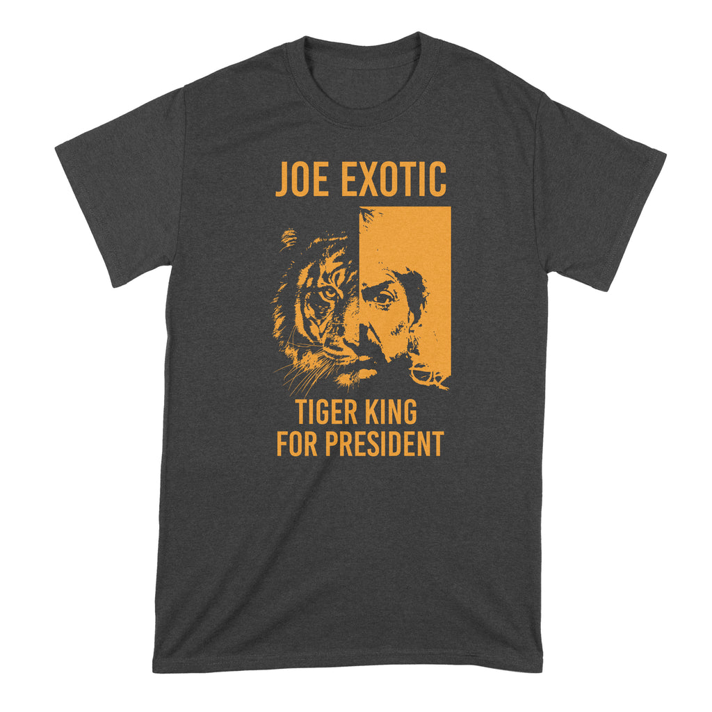 Joe Exotic Shirt Tiger King T Shirt Joe Exotic for President Tshirt
