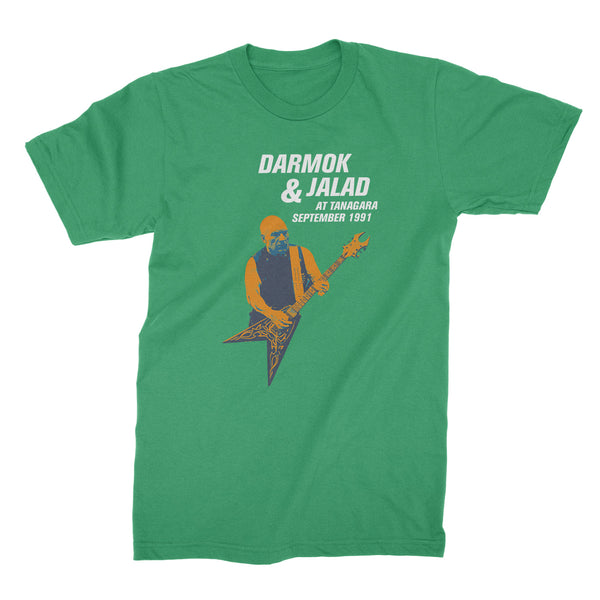 Darmok and Jalad at Tanagra T-Shirt Shirt