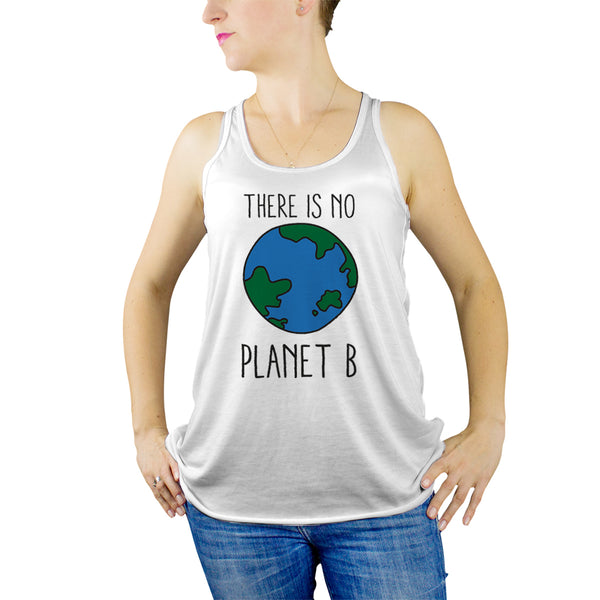 There is No Planet B Tank Top Women Earth Day Tank Top Womens