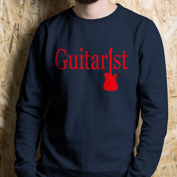 Guitarist - Long Sleeve Ultra Cotton Tshirt