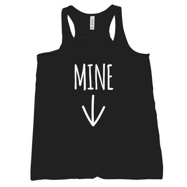 Mine Pro Choice Tank Top Womens Leslie Jones Mine Tank Top Women