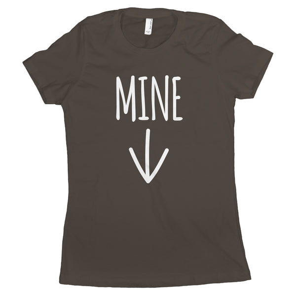 Mine Pro Choice Womens Shirt Leslie Jones Mine Shirt Women