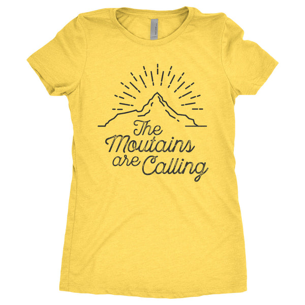 The Moutains' Boyfriend Tee MISSPELLED!!!
