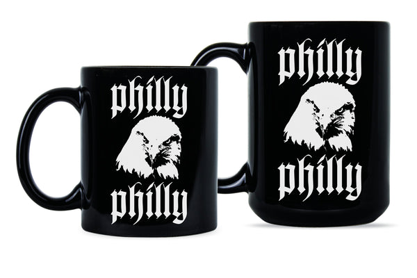 Philly Philly Mug Eagles Football Mug Philly Philly Coffee Mug Philly Dilly