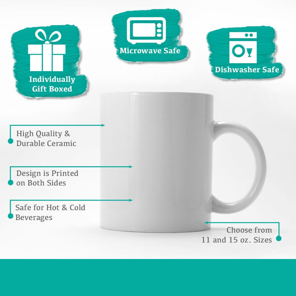Catch Up With Jesus Cup Funny Christian Coffee Mugs