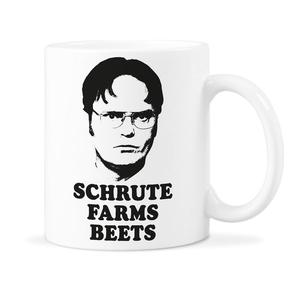 Schrute Farms Beets Mug