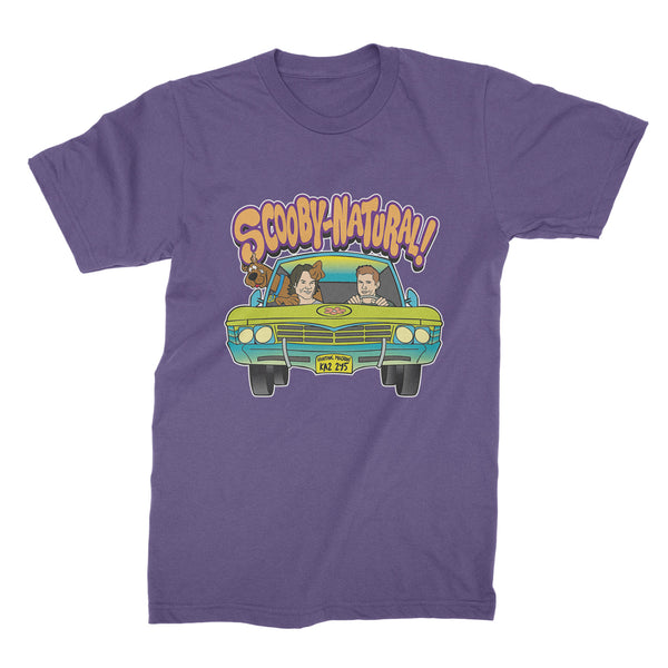 Scoobynatural T Shirts Scooby Natural T Shirt