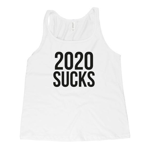 2020 Sucks Tank Top Women 2020 Make it Stop