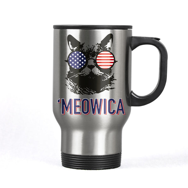 Meowica Travel Mug