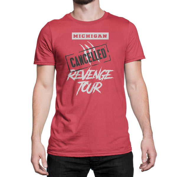 Revenge Tour Cancelled Shirt Funny Ohio State Shirts