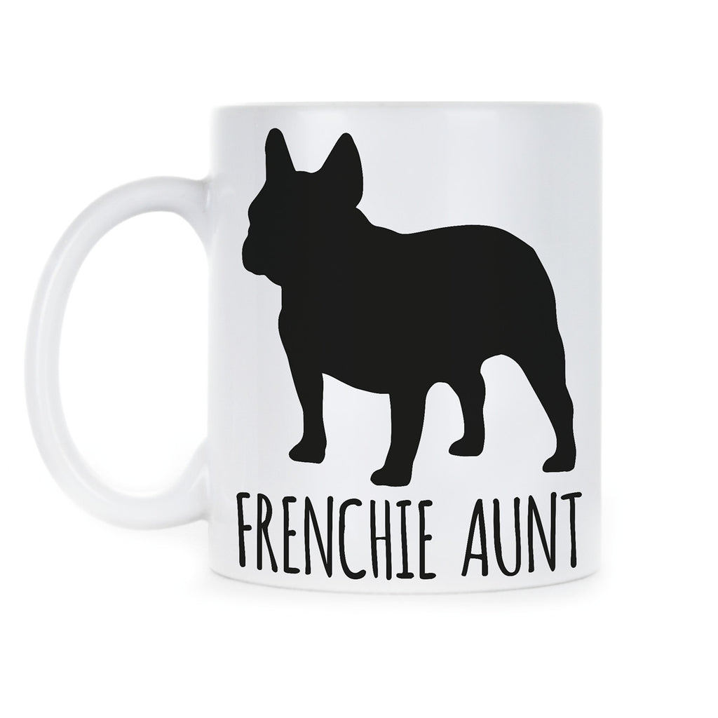 Frenchie Aunt Coffee Mug