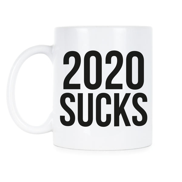 2020 Sucks Coffee Mug 2020 Dumpster Fire Cup