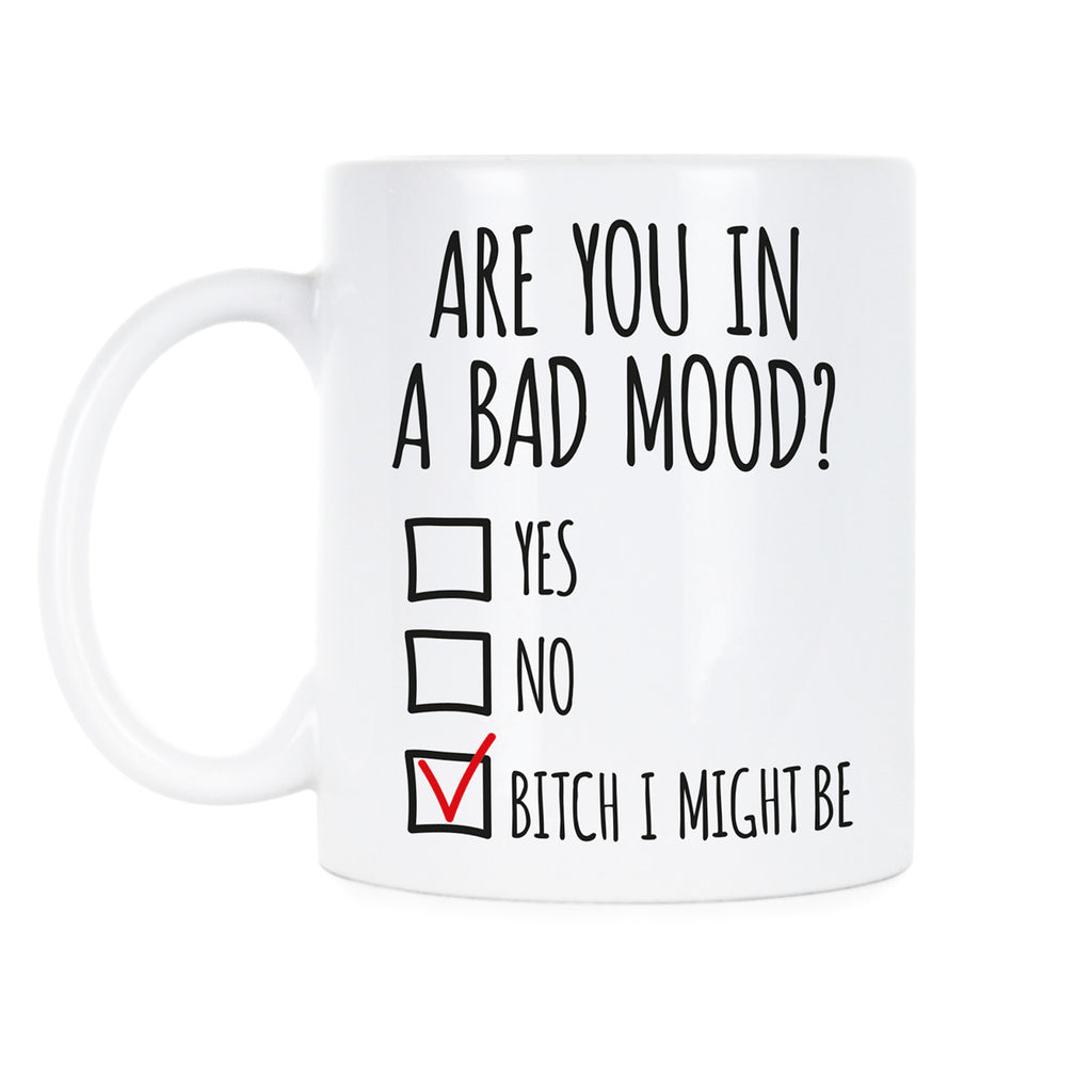 office space coffee mug. Office Coffee Mugs. Are You In A Bad Mood Mug Funny Cup Bitch Space