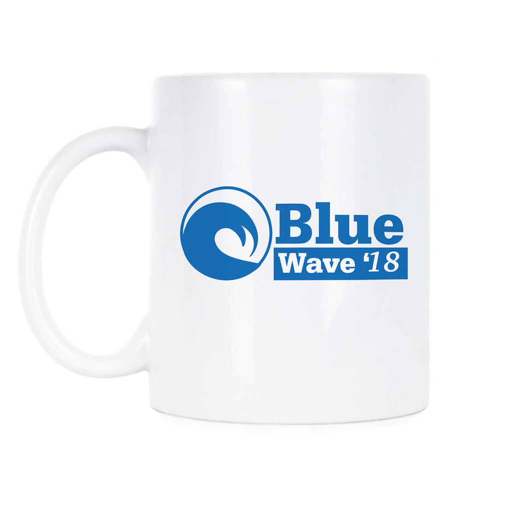 Blue Wave Democrat Democratic Coffee Mug Vote Them Out Anti Trump Mugs