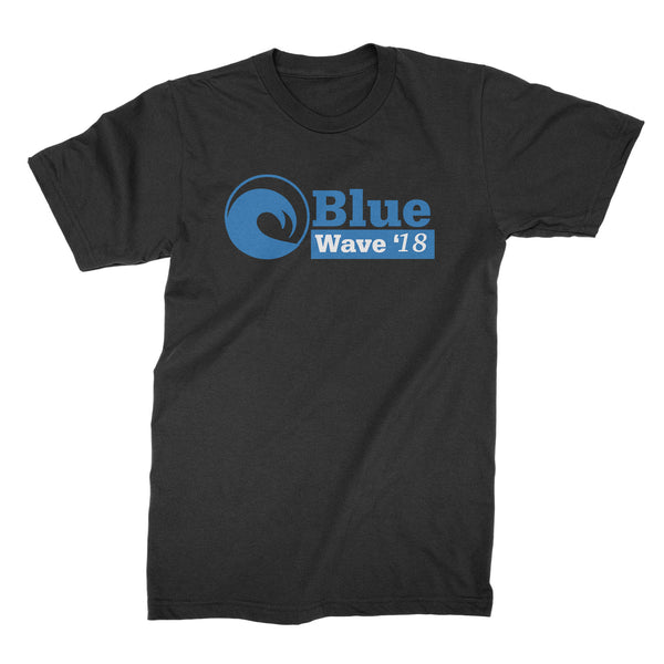 Blue Wave 2018 T Shirt 2018 Midterm Shirt Democrat Blue Wave T Shirt
