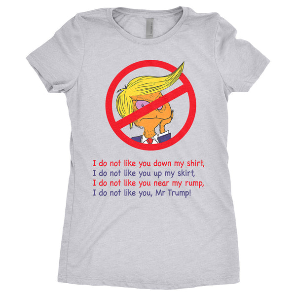 Dr Seuss Ladies' Boyfriend Tee