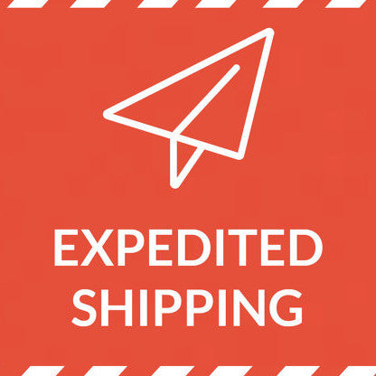 Expedited Shipping Upgrade to Ground