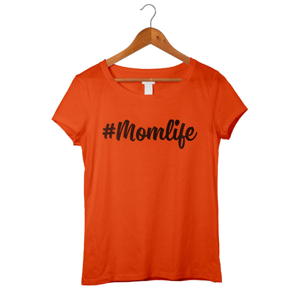Mom Life Shirt Cool Anniversary Gift For Mom Or Wife Cute Workout Tee