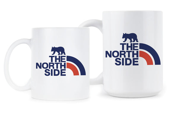 The North Side Cubs Coffee Mug The Northside Cubs
