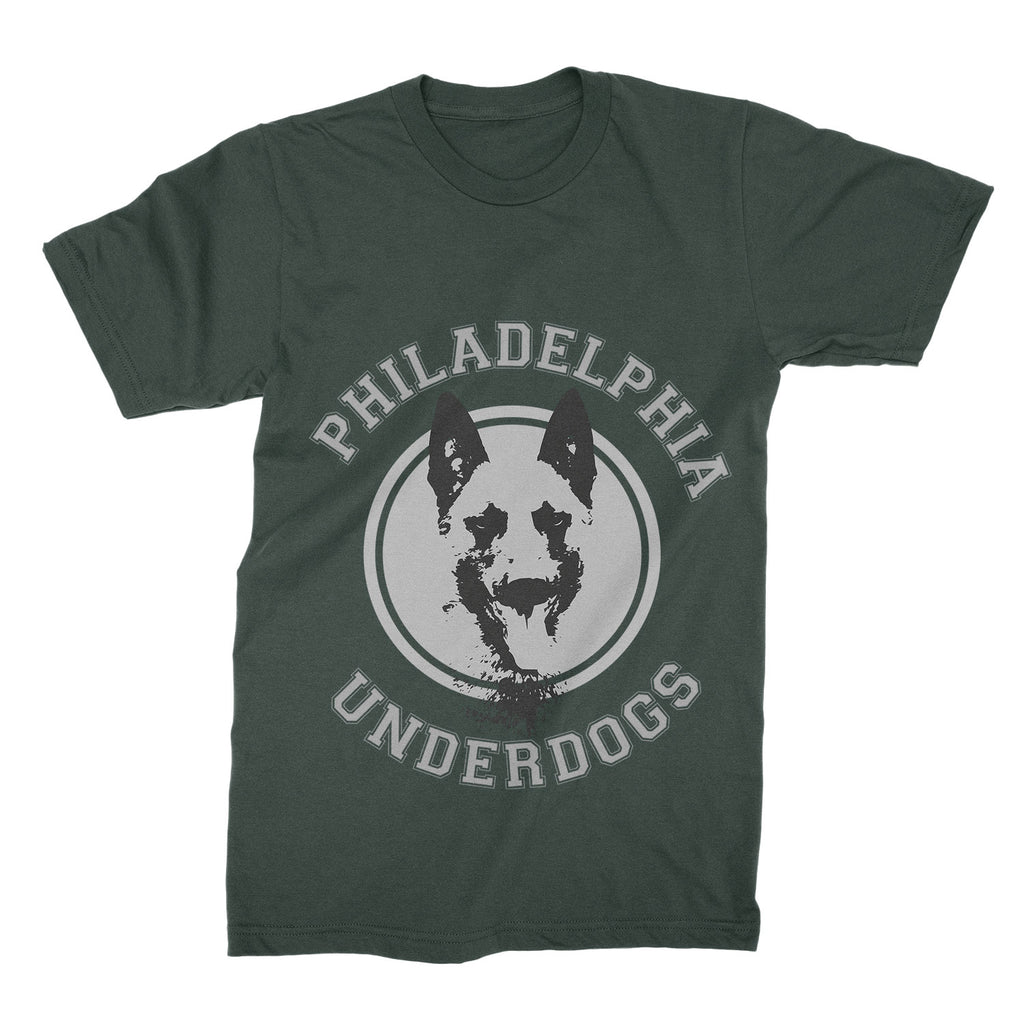 Philadelphia Underdogs Shirt Lane Johnson T-Shirt Philly Underdogs Tee Chris Long