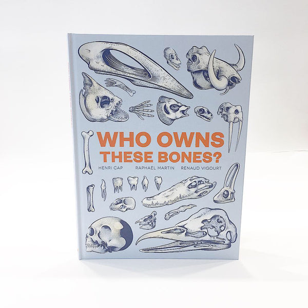 Book-Who owns these bones