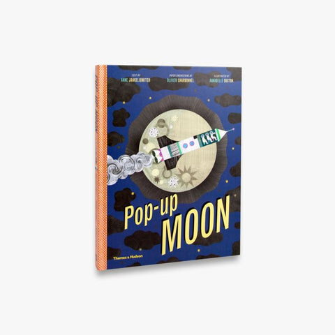 Book-Pop up Moon