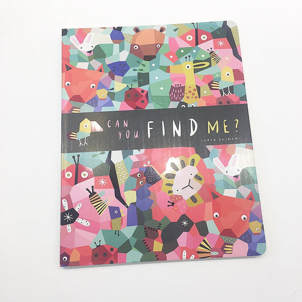 Book-Animosaics: Can you find me?