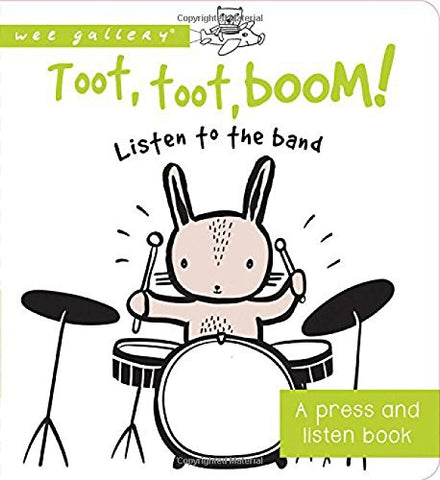BOOK-TOOT-TOOT BOOM!LISTEN TO THE BAND