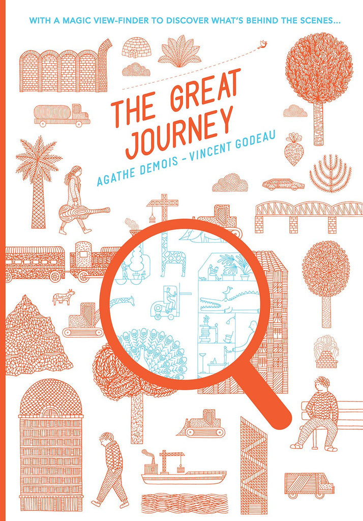 Book-Great Journey (TATE)