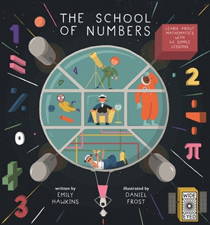 Book- School of numbers: A Galaxy of Maths