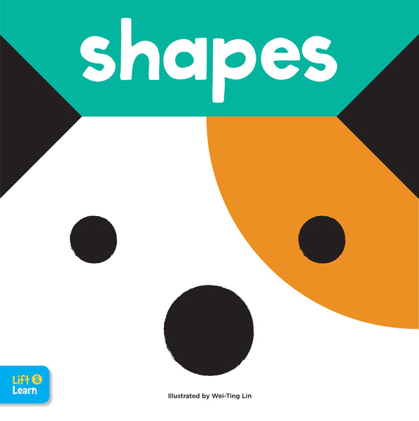 Book-Shapes Lift & Learn