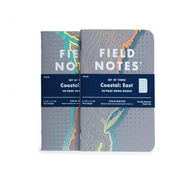 COASTAL | East / West | Field Notes