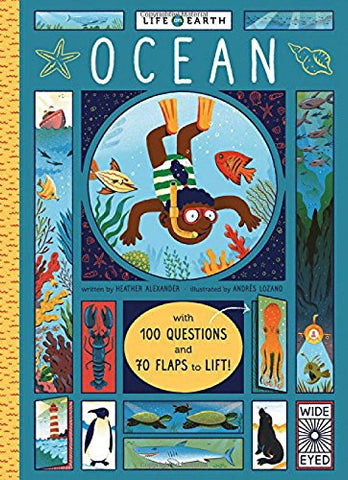 Book-Life on earth : Ocean