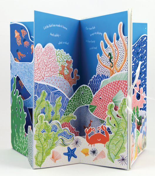 Pop up Book-Little Fish