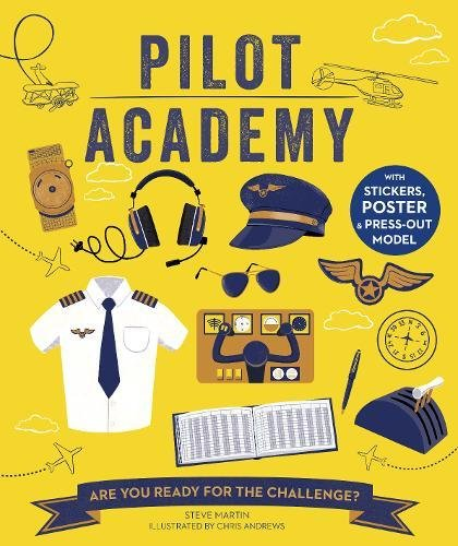 Book - PILOT ACADEMY are you ready for the challenge?